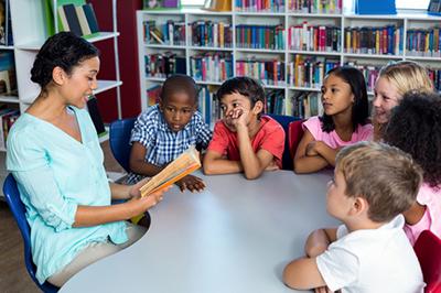 Bijeenkomst over vrijwilligers in de bibliotheek