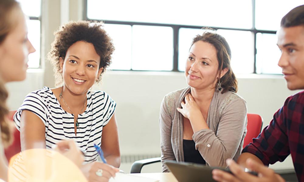 Speel het dialoogspel voor HR-medewerkers
