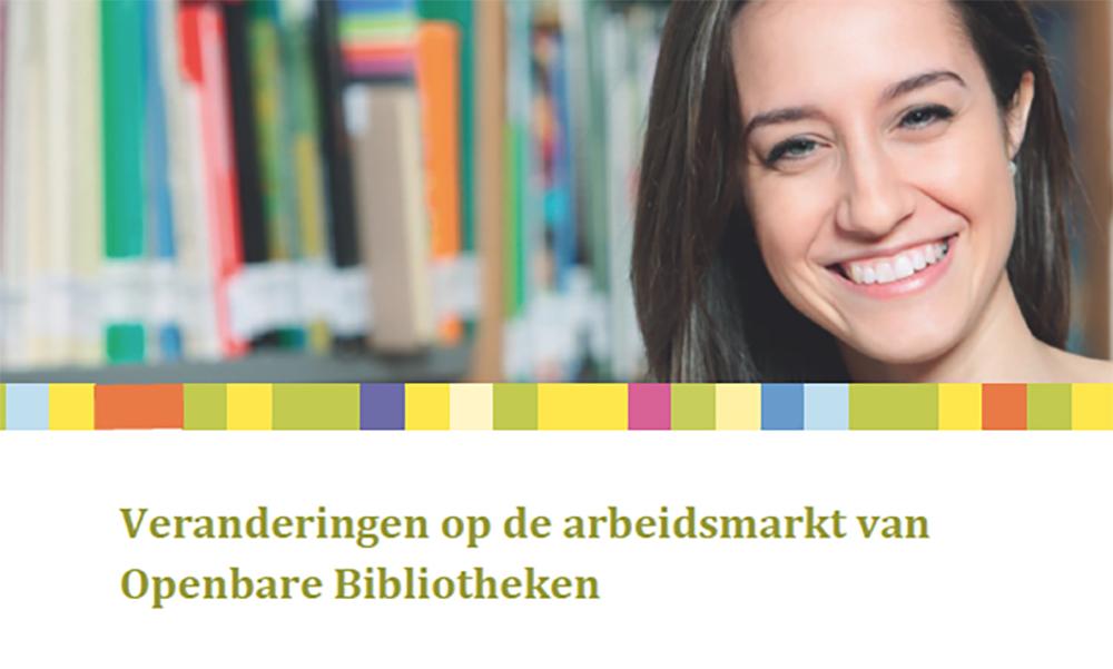 Nieuwe arbeidsmarktanalyse openbare bibliotheken