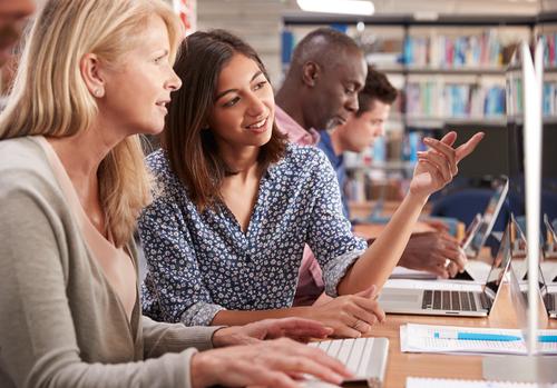 Doe mee aan onderzoek leren en ontwikkelen bij bibliotheken
